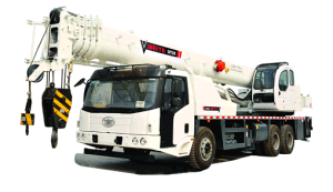 25ton Truck Crane Mobile Crane pictures & photos