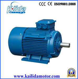 380V 100HP/75kw Three Phase Induction Motors pictures & photos