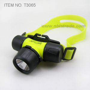 Diving LED Headlamp (T3065) pictures & photos