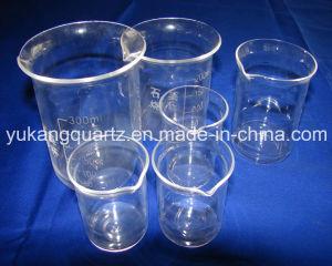 Clear Quartz Glass Beaker pictures & photos