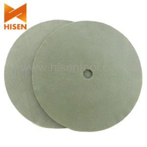 Electroplated Flexible Polishing Pads for Marble, Concrete pictures & photos