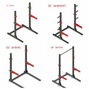 Multi Gym Equipment /Squat Rack / Fitness Equipment