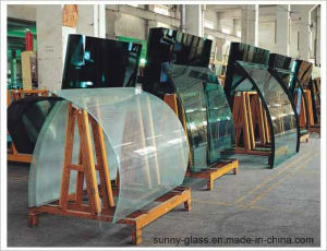 5mm-12mm Hot Curved Glass (Tempered) -Bent Glass pictures & photos
