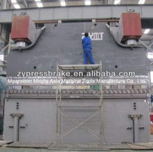 Hydraulic Pipe Bender with ISO9001 Certification Hydraulic Press Brake pictures & photos