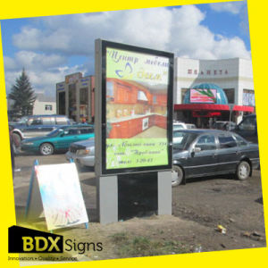 Outdoor Scrolling Sign (Item 4) pictures & photos