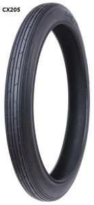 DOT Emark Front Tyre Tricycle Tyre Motorcycle Tyre Fb205, 2.25-17