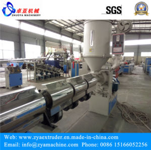 Newest PP/PP-R Pipe Extrusion Machine/Plastic Machinery pictures & photos