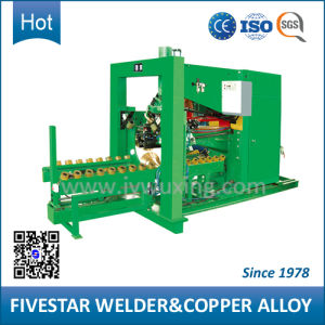 Semi-Automatic Welder for 210L Steel Fuel Barrel Welding pictures & photos