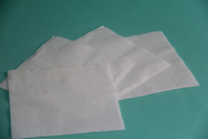 300mm Lunch Napkin Virgin Material Np004 pictures & photos