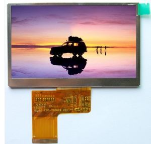 TFT LCD Display with Touch Screen