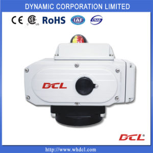 24VDC Modulating Electric Actuator for Valve Control pictures & photos