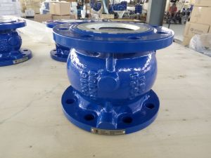 Cast Iron Flange Silent Check Valve pictures & photos