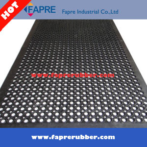 Anti Slip Kitchen Drainage Rubber Mat//Multi-Purpose Rubber Mat pictures & photos