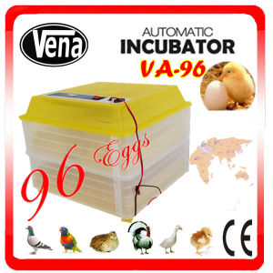 Crazy Selling Holding 96 Eggs Used Chicken Egg Incubator for Sale pictures & photos