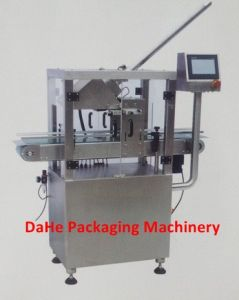 Automatic and Efficient Plastic Lid Capping Machine pictures & photos