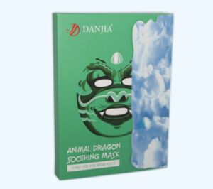 Danjia Animal Dragon Soothing Face Mask pictures & photos