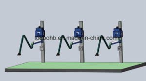 Lb-Bg Wall Mounting Support Type Welding Dust Collector with One or Dual Arms pictures & photos