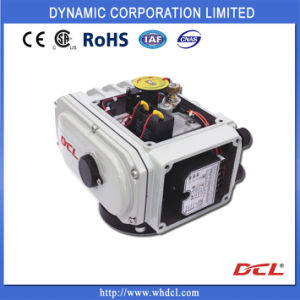Dcl Modulating Electric Rotary Control Valve Actuator pictures & photos