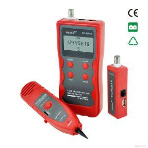 Cable Tester for Rj11/RJ45/ BNC/ USB (NF-838)