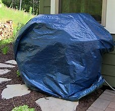 UV Protected Treated Sunshade Cover Tarp pictures & photos