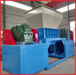Double Shaft Recycling Machine/Foam Shredder pictures & photos