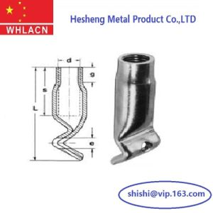 Construction Hardware Precast Concrete Fixing Sockets with Hole pictures & photos
