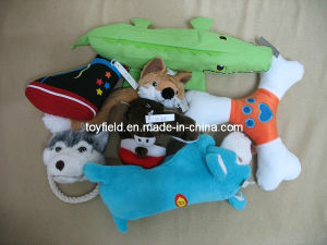 Dog Toy Pet Plush Real Life Country Pet Toy pictures & photos