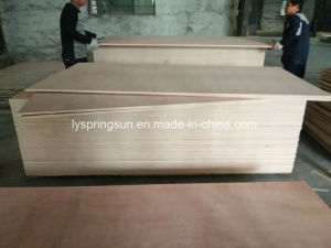 Cheap Poplar Packing Grade Plywood pictures & photos