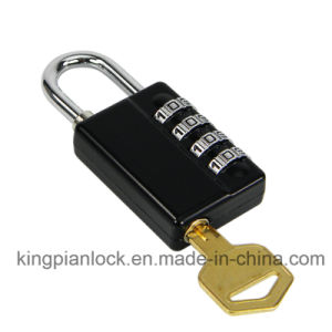 Resettable Combination Lock with Master Key pictures & photos