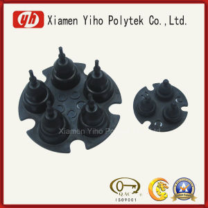 Rubber Molds/Molded Rubber/Rubber Moulded Parts with ISO RoHS Certificates pictures & photos