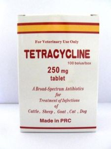 Tetracycline 250 mg