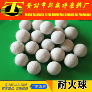 30mm, 40mm, 50mm, 60mm High Alumina Ceramic Refractory Balls pictures & photos
