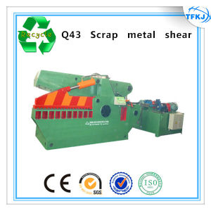 Metal Alligator Shear Iron Cutting Machine (High Quality) pictures & photos