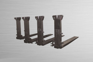 Heavy Duty 1/60 Metric Ton Capability Forks for Forklift pictures & photos