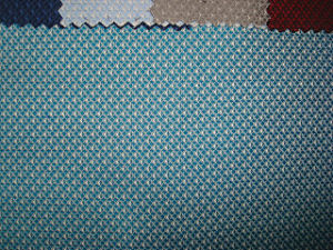 Silk Blenched Jacquard Stretch Fabric pictures & photos