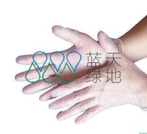 Disposable PVC Examination Gloves (LTLD-404) pictures & photos