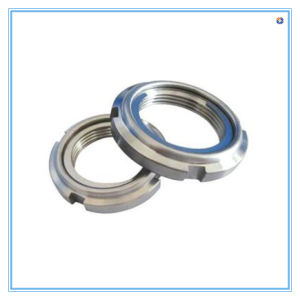 Carbon Steel DIN981 Lock Nut with Surface Finishes pictures & photos
