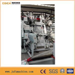 PVC Win-Door Vertical CNC 4-Corner Welding Machine pictures & photos