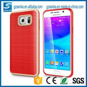 Motomo Metal Frame PC Phone Case for Samsung Galaxy J1 pictures & photos