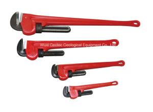 Heavy Duty Pipe Wrench (AQ BQ NQ HQ PQ HRQ) pictures & photos