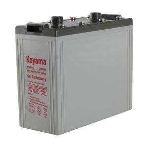 Excellant Quality 2V Stationary Gel Battery for Solar Powr System-2V800AH pictures & photos