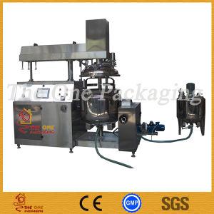 Vacuum Homogenizer-Vacuum Emulsifying Mixer- 200L Vacuum Mixer pictures & photos