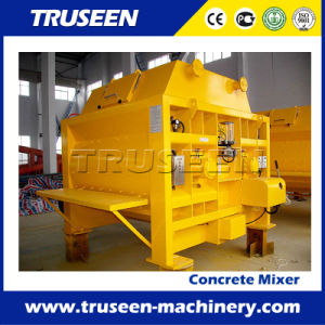 Js Series Twin Shaft Compulsory Concrete Mixer (JS3000) pictures & photos