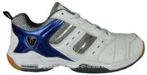 Mens Indoor Badminton Court Shoes Tennis Footwear (815-9278) pictures & photos