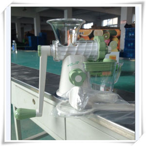 Food Grade Apple Juicer with FDA Certificate (VK14034) pictures & photos