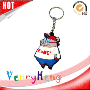 High Quality Customized Cartoon Keychain for Promotion Gift pictures & photos
