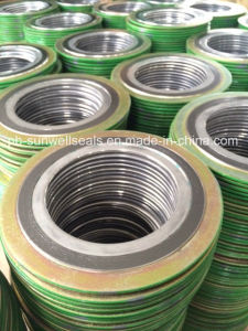 ASME Spiral Wound Gasket (SUNWELL SWG) pictures & photos