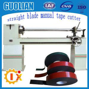 Gl-706 PVC Carton Sealing Tape Cutting Machine pictures & photos
