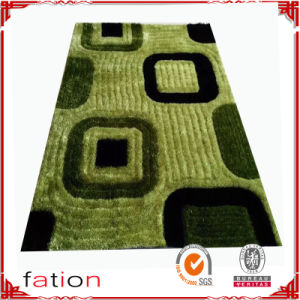 Hot Sale Area Rug Smoothly Anti-Slip S 3D Shaggy Carpet pictures & photos