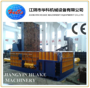 Metal Recycling Hydraulic Press pictures & photos